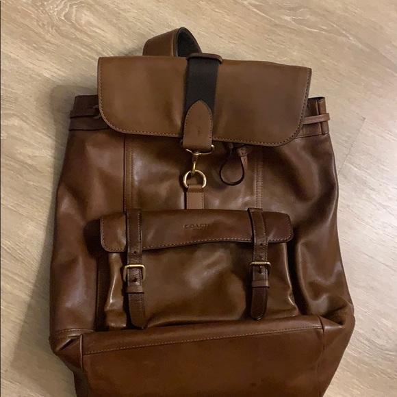 Coach Handbags - Coach Backpack $695